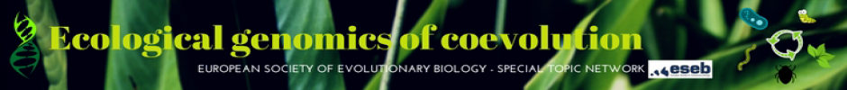 Welcome in ESEB « Experimental approaches to test for coevolution » workshop